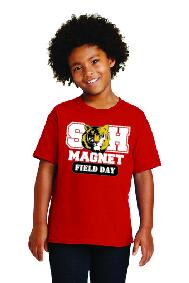 Field Day - Kindergarten Grade Shirt